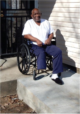 East Arkansas Family Health comes through for man with need