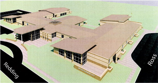 DRC gets first look at new Bragg Elementary