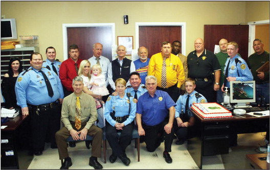 Sgt. Kathy Wood retires after 20 years of service