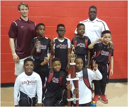 3rd-grade Greyhounds win in Jonesboro