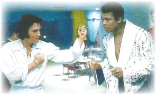Elvis & Ali: The special bond between 'The King' and 'The Greatest'