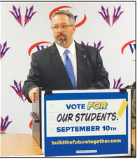 'This is a vote for our students'