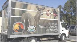 Hunters feeding the Hunggry