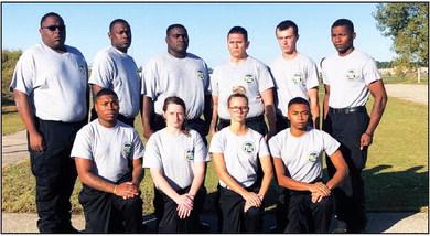 New Class of Recruits