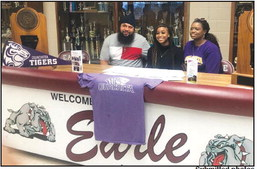 Bulldogs' Brown signs with Ouachita