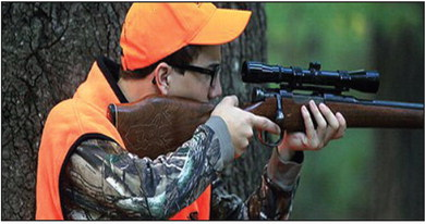 First-ever Veterans/Active Duty Hunt