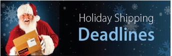 Keep an eye on holiday postal deadlines