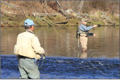 Public invited to speak up about Spring River trout fishery