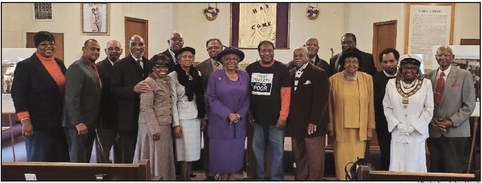 Christian Coalition Honors Dr. King