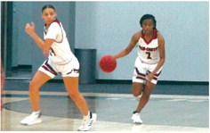 Lady Greyhounds split a pair of away games