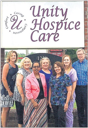 Spotlight on: Unity Hospice Care