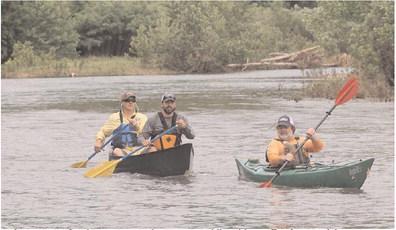 Take paddling fun seriously